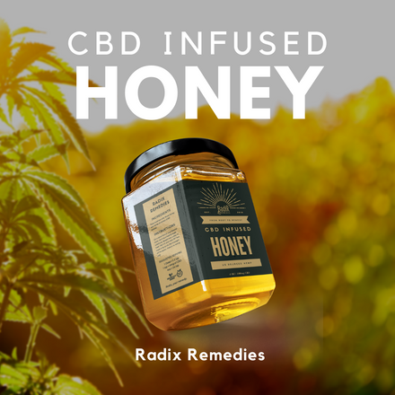 Get to Know: CBD Infused Honey
