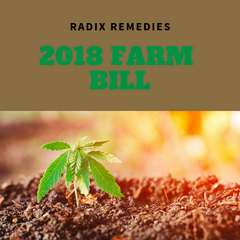 What The 2018 Farm Bill Means For Hemp and CBD