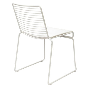 Pair Indoor/Outdoor Wire Chair