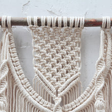 Load image into Gallery viewer, Hand Knit Macrame Wall Hanging - Moonova Home
