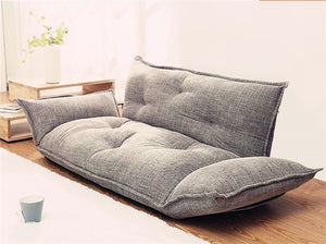 Frameless Floor Futon