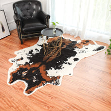 Load image into Gallery viewer, Faux Cowhide Rug - Moonova Home