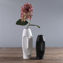 Load image into Gallery viewer, Abstract Face Vases - Moonova Home