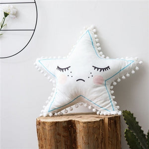 Star Shaped Pillows