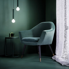 Load image into Gallery viewer, Retro Velvet Accent Chair - Moonova Home