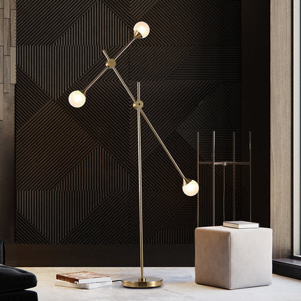 Luxe Postmodern Floor Lamp - Moonova Home