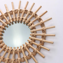 Load image into Gallery viewer, Rattan Wall Mirrors - Moonova Home