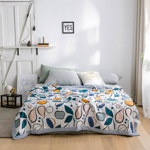 Fruit Punch Lightweight Quilt - Moonova Home