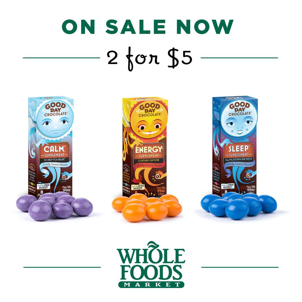 Sale at Whole Foods!