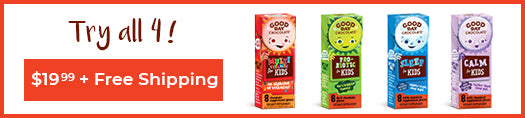Try all 4 Kids' Chocolate for 19.99!