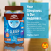Sleep 1mg Milk Chocolate Supplement*