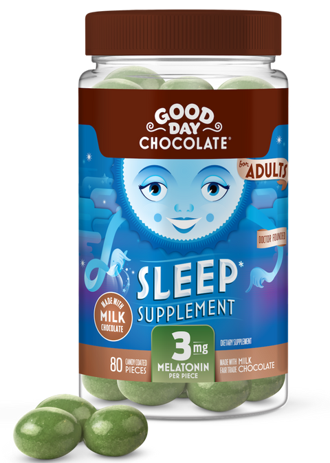 Sleep 3mg Milk Chocolate Supplement*