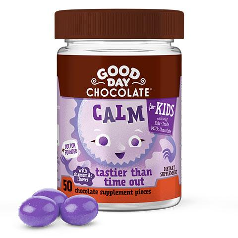 Calm Milk Chocolate Vitamin for Kids*
