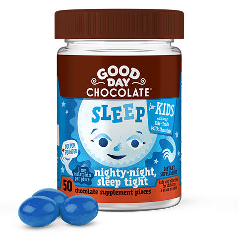 Sleep Milk Chocolate Vitamin for Kids*
