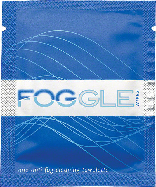 Foggle Anti-Fog Cleaning Towelettes Six Pack