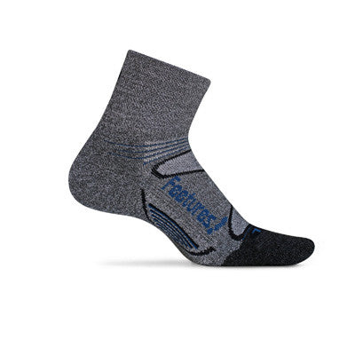 Feetures Elite Merino Light Cushion Quarter Length Socks