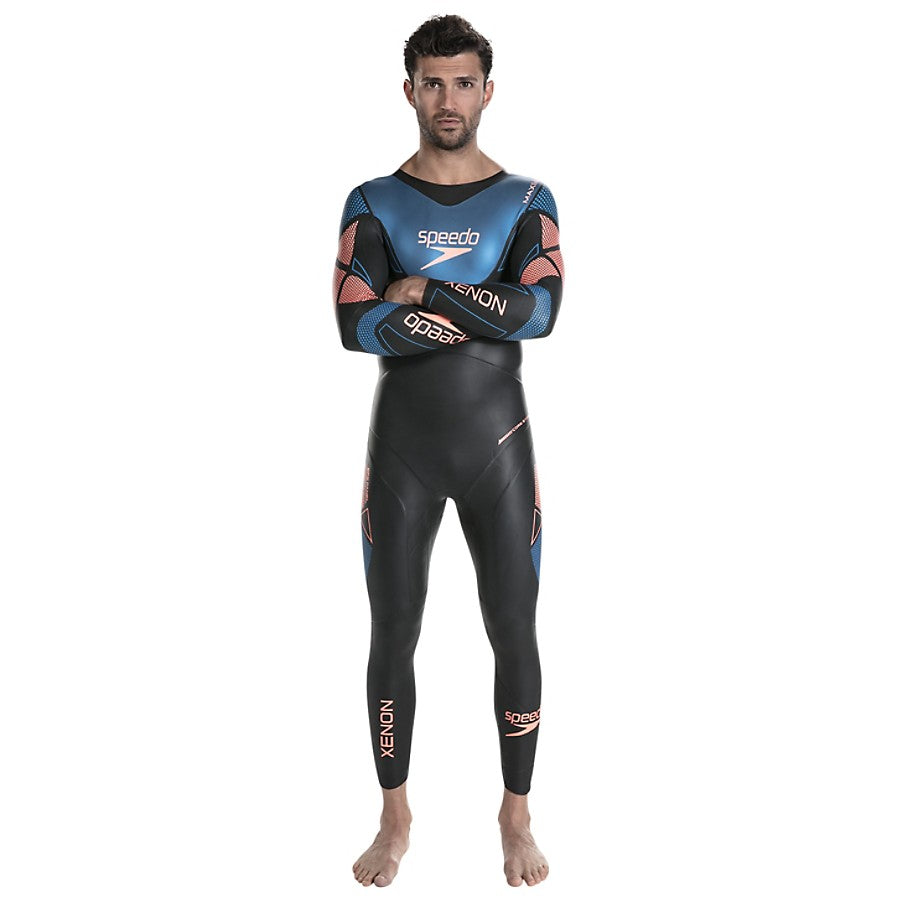 Speedo Men's Xenon Open Water Wetsuit.