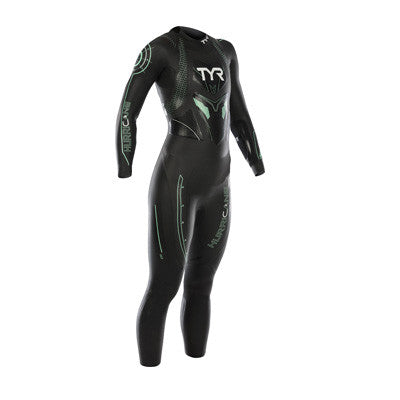 2017 TYR Womens Hurricane Category 3 Wetsuit