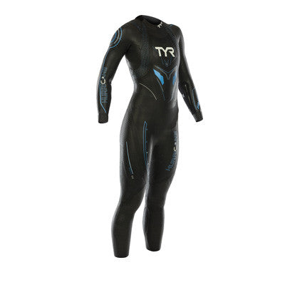 2017 TYR Womens Hurricane Category 5 Wetsuit