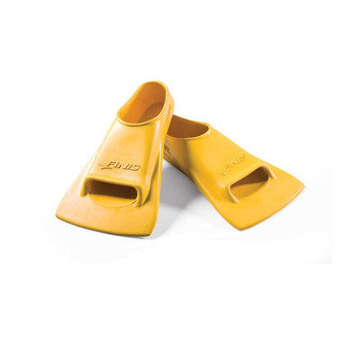 Zoomers Gold Short Blade Training Fins