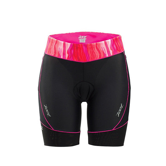 "Zoot Women's Performance Tri 8"" Short"