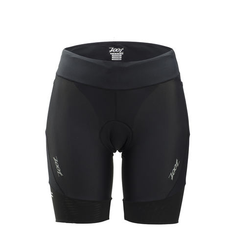 "Zoot Women's Black Performance 8"" Tri Short"