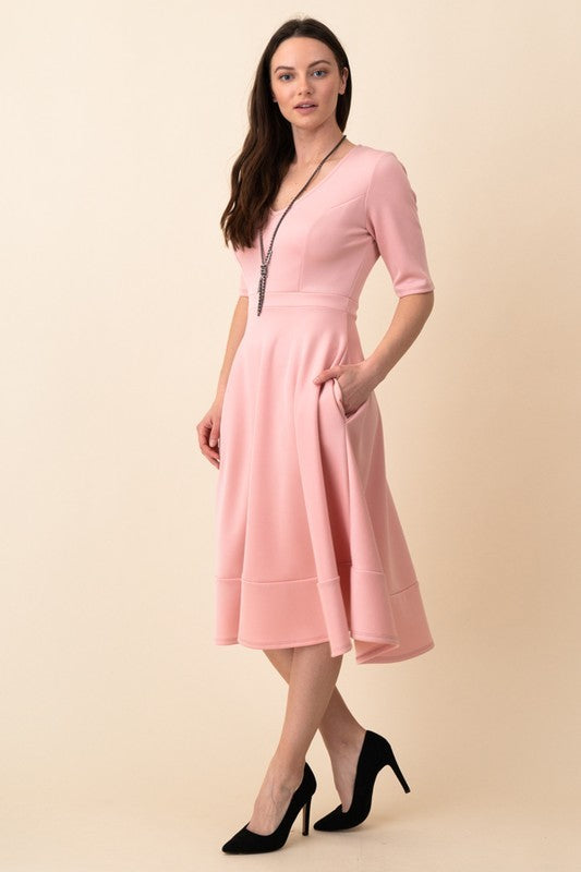 Hadley Midi Dress