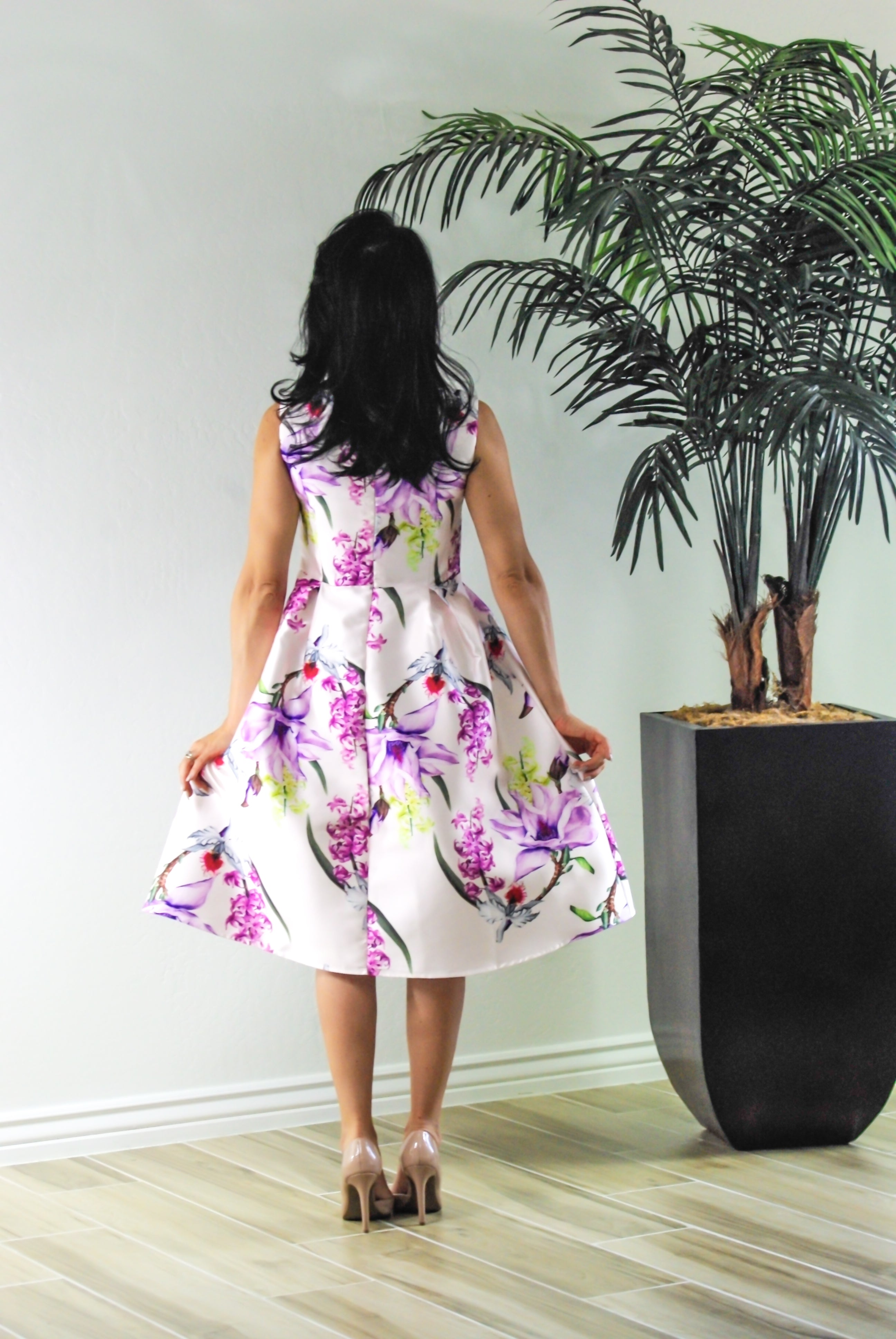 Makayla Midi Dress