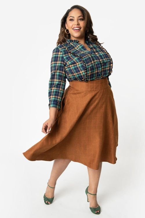Melody Midi Plus Skirt