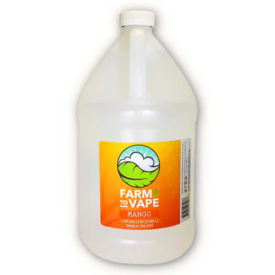 Farm To Vape Mango Flavour (1 Gallon)