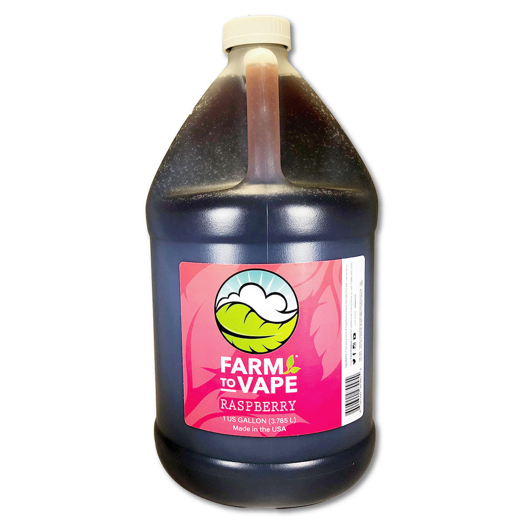 Farm To Vape Raspberry Flavour (1 Gallon)