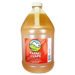 Farm To Vape Strawberry Flavour (1 Gallon)