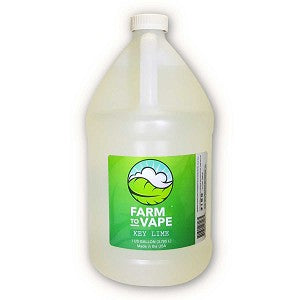 Farm To Vape Key Lime Flavour (1 Gallon)