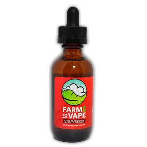 Strawberry Flavour 60ml refill