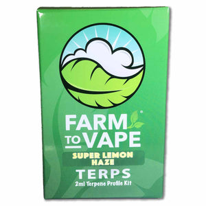 Super Lemon Haze Terpene Profile Kit (2ml)