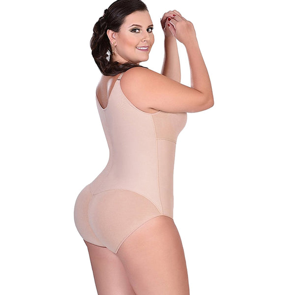 976bccd4bb3 Women Hot Waist Trainer Slimming Body Shaper Feminino Bodysuits Over Bust  Push Up Firm Shapewear Women ...