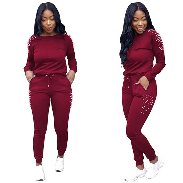 Autumn Two Piece Set Tracksuit