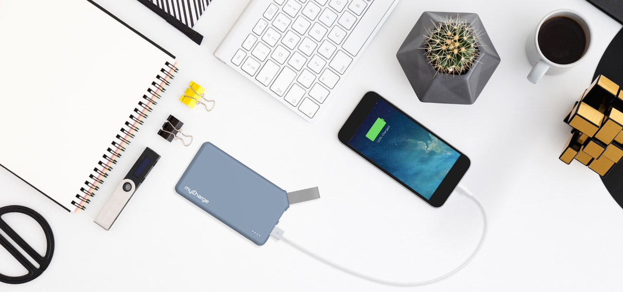 myCharge, The Ultimate in Portable Power Solutions