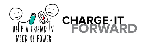 Charge It Forward Promotion