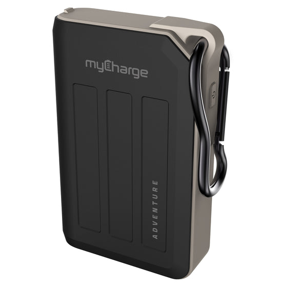 AdventureMax Hero 10050mAh Portable Charger