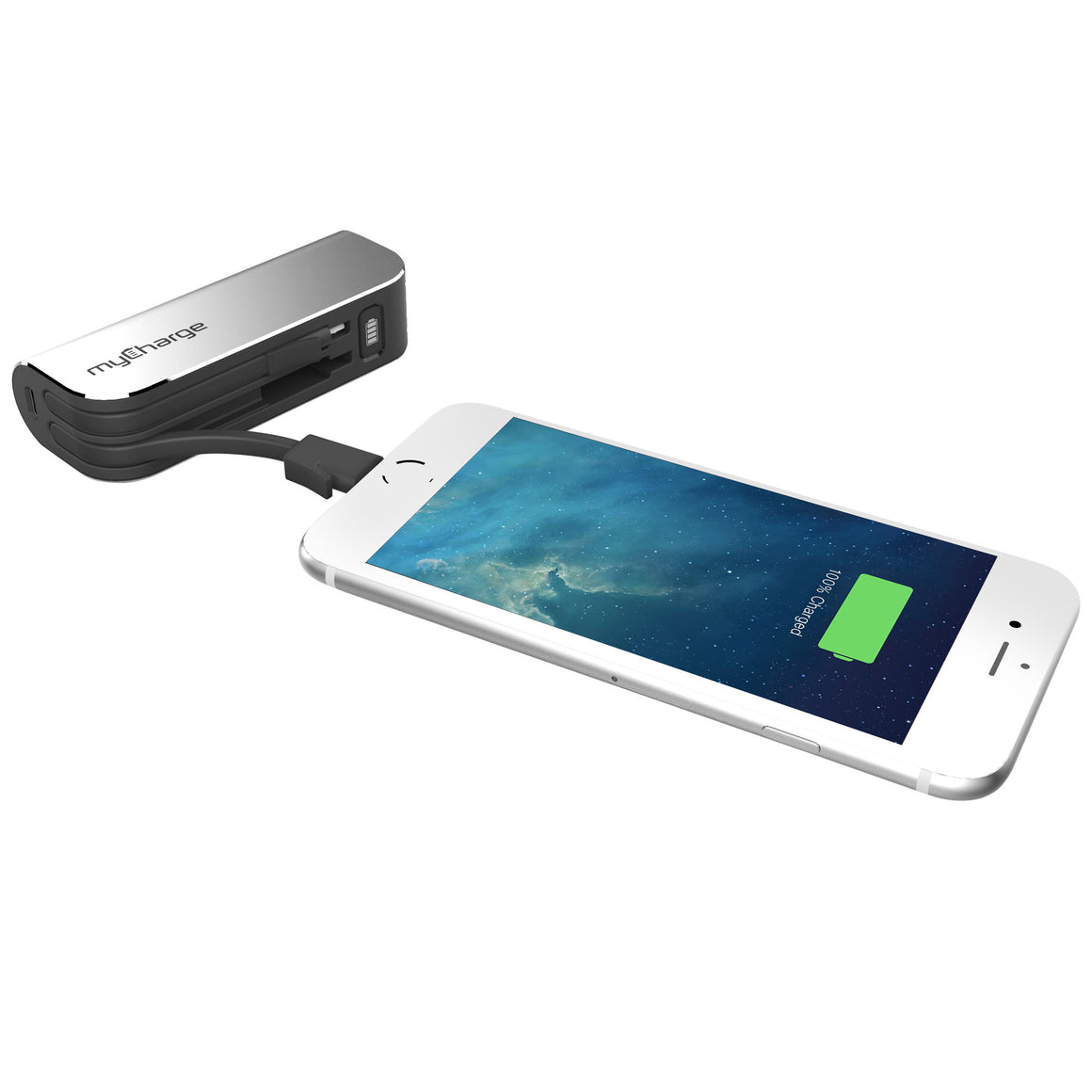 myCharge HubMini 3000mAh portable battery charger devices