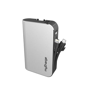 myCharge HubPlus 6700mAh portable battery charger