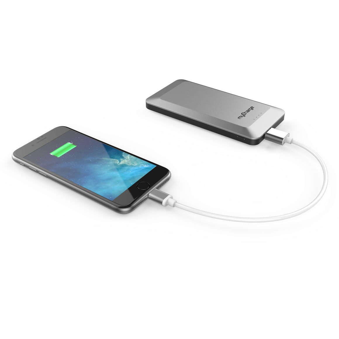 home & go charger charging phone