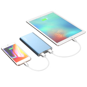 RazorXtra 12,000mAh Portable Charger Battery for Phones and Tablets Devices