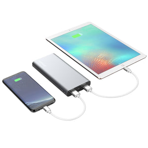 RazorUltra 16000mAh Portable Charge for Smartphones Devices