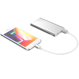 RazorPlus 4000mAh Portable Charger for Smartphones Charging Phone