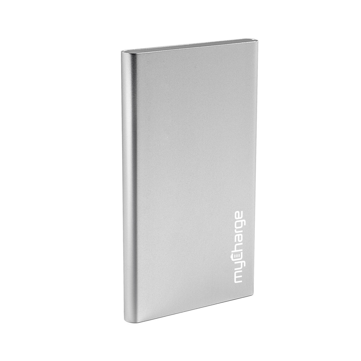 myCharge RazorPlus 3000mAh portable battery charger side