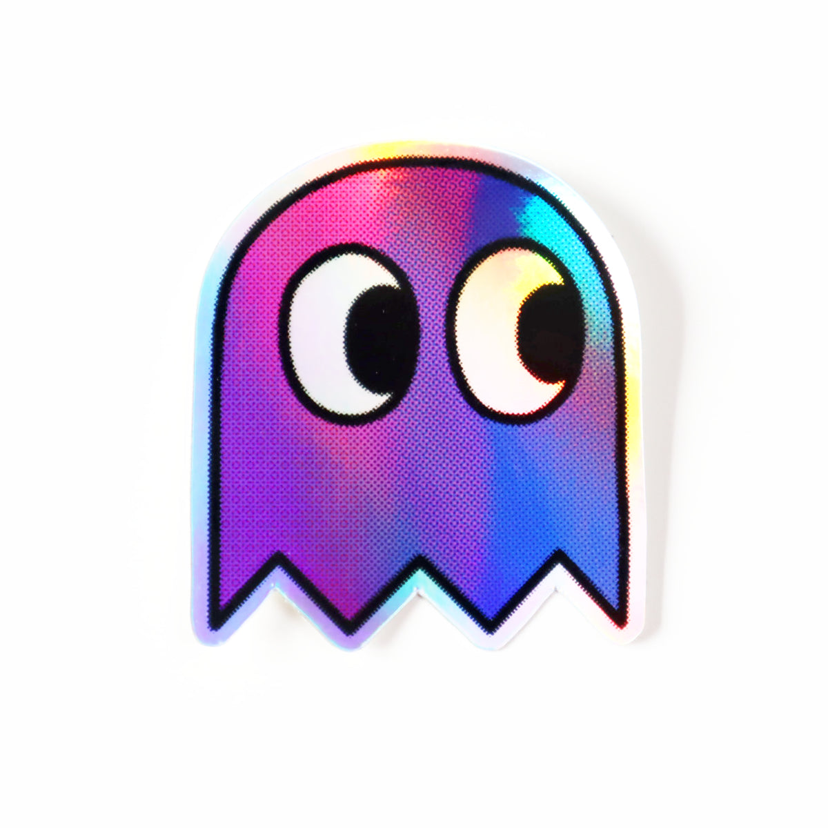 Bi Ghost Sticker