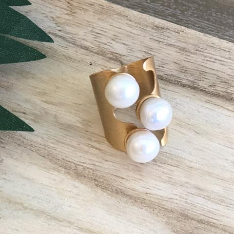 New Arrivals - Pearls and Gold