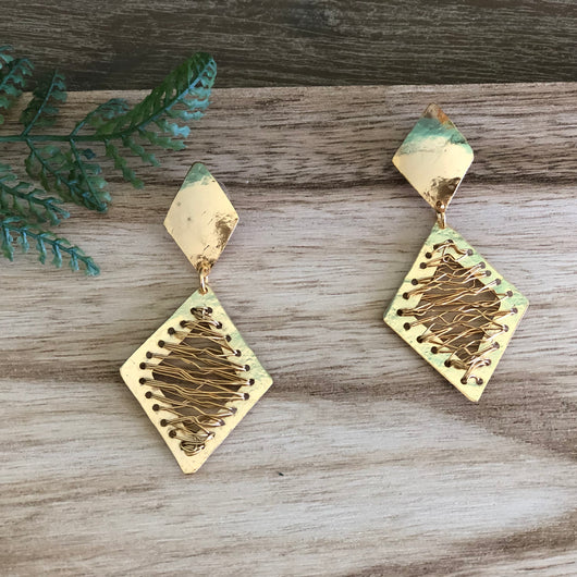 Guatape Earrings
